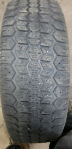 4 x 205 65r15 uniroyal tiger paw winter tires