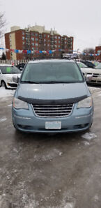 2008 Chrysler Town and Country Limited.