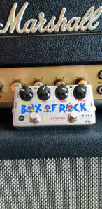 ZVEX Box of Rock Vexter (Marshall in a box)