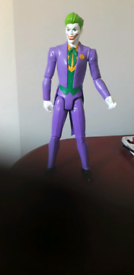 Joker plastic figure