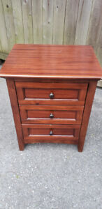 Bedroom - Night-Stand (Solid Wood)