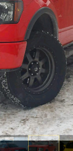 2004-new f150 rims tires