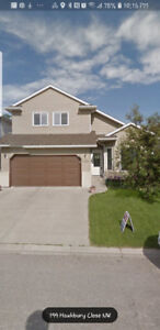 Great location! Home for rent in Hawkwood