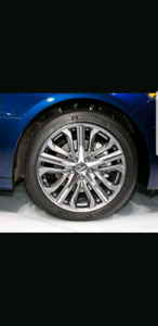 """Acura TLX 19"""" rims with Michelin Sport tires **SET OF 4**"""