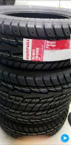 Sunfull 205/55r16 91h tires brand new