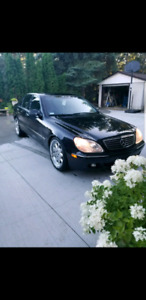 2002 Mercedes Benz S430 IMMACULATE