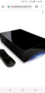 Lacie Classic HD 1TB with remote (TV BOX)