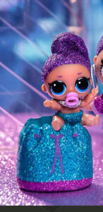 Lil bling queen ultra rare lol doll
