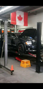 2008 JEEP CHEROKEE SRT8 6.1L///SUPERCHARGED///