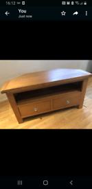 ***TV Oak Corner Cabinet - SUPREME Condition!!!***