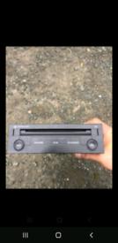 Volkswagen CD player.