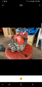 Need/want  a 2 stroke engine for my standup scooter