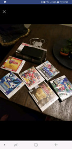 Nintendo 3DS XL and Multiple Games