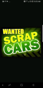 WE PAY MORE !!Scrap Vehicle/ Car Removal...FREE TOW!!