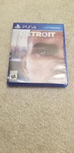 PS4 Detroit Video Game