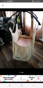 Natural baby swing bought new used few months