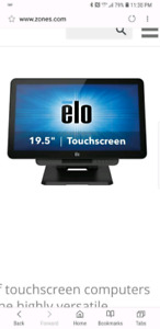 ELO ALL IN ONE ESY20X3 Touch Screen Computer