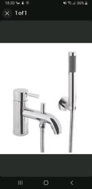 Crosswater DE410DC bath mixer tap