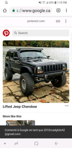 Looking for Cherokee xj