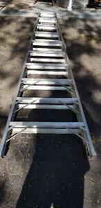 10 Foot Aluminum A Frame Folding Ladder
