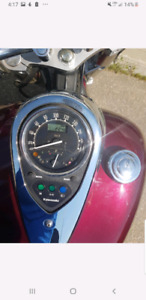 Kawasaki Vulcan 900 in amazing condition 2300km !!