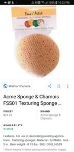 Acme 5in synthetic texturing sponge