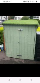 Shire shiplap 4x2 Garden storage shed