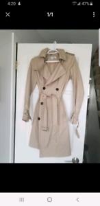 Danier trench coat