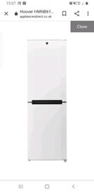 Hoover 50/50 frost free fridge freezer