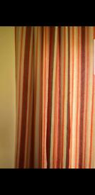 Orange NEXT curtains