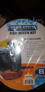 Deluxe Car Wash Kit (Brand New)
