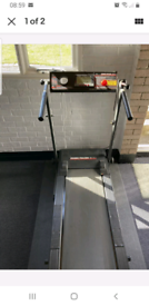 This is my lovely York pacer running machine in good working order. Pl