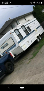 TF26 Camper, Sleeps 8 with bunks
