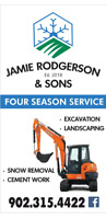 Jamie Rodgerson & Sons Contracting Services
