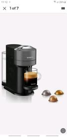 Nespresso Magimix Nespresso Vertuo Next Coffee Machine- Dark Grey