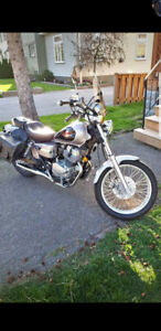 2000 honda rebel 250cc