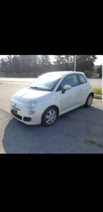 Fiat 500 excellent condition only 104k - 2012