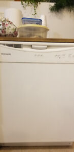 Frigidaire dishwasher , free delivery and hook up.