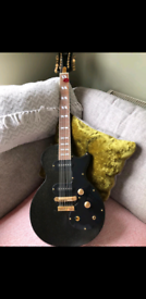 12-String Electric Les Paul Style guitar