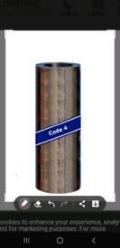 1 x 6 metre roll of code 4 Lead