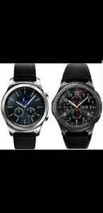 Looking For a Used Samsung Gear S3 Classic or Frontier