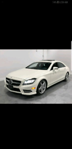 Mercedes cls 550 Amg package