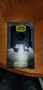 Otter box defender case for iPhone 6+