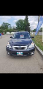 2012 Subaru outback 3.6 awd