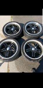 Sport tires and rims