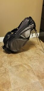 Brand New Black Golf Carry Bag (never been used)
