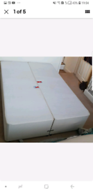 Standard Double bed base with storage from Dreams