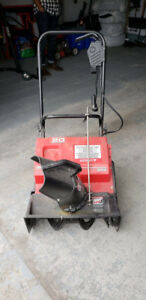 Electric Snowblower (20 inch)