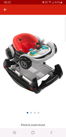 Baby walker my child coupe 2 in 1
