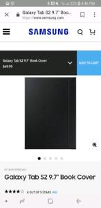 Etuit ou case tablette Samsung s2  9.7